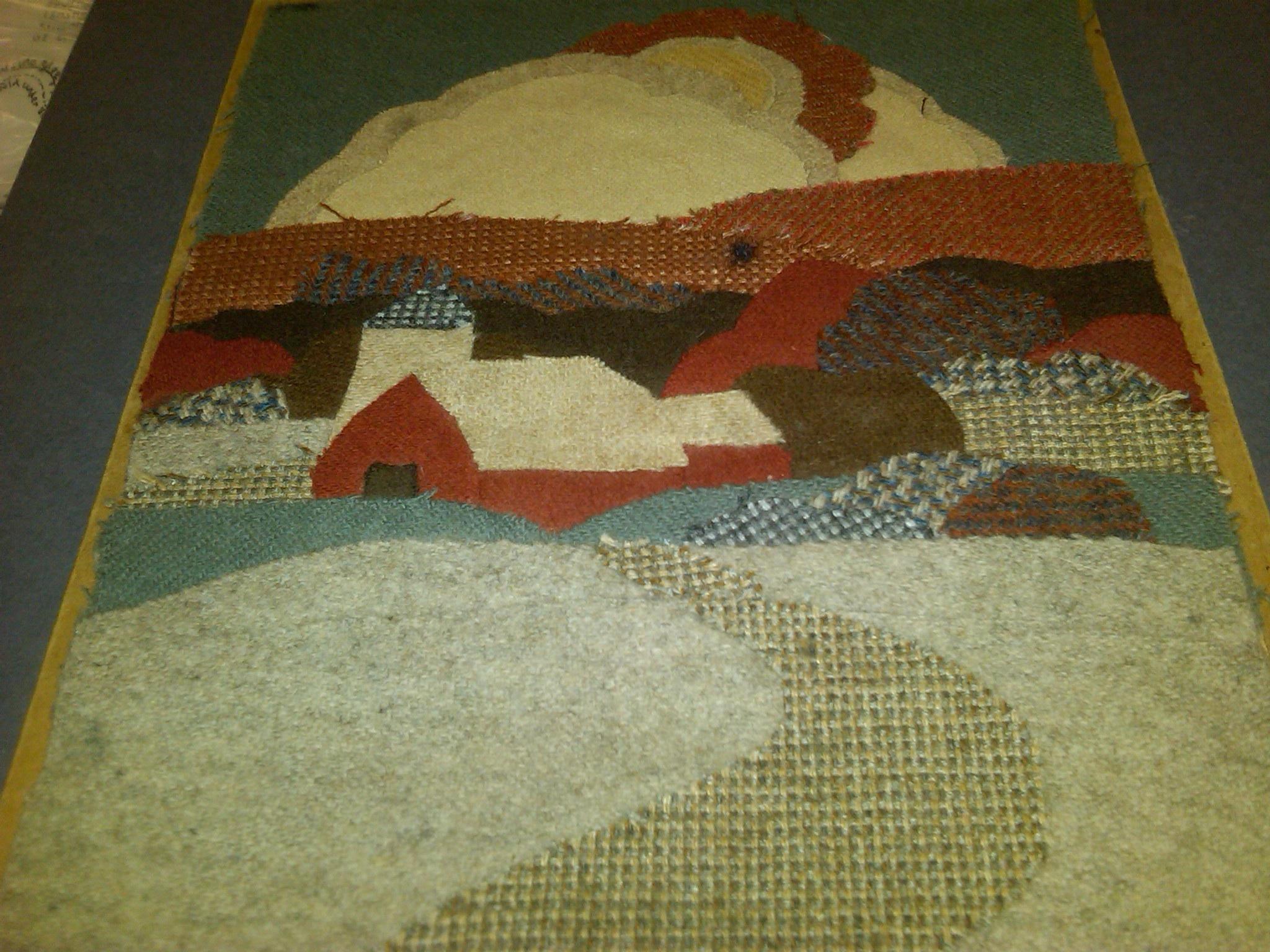 Applique Landscape Workshop at Lowell Quilt Museum