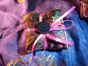 Lavender sachet single1