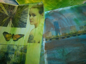 Photo images on fabric