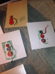 More holiday cards