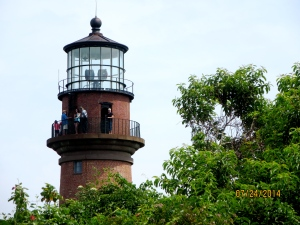 Gay Head (now Aquinnah) lighhouse
